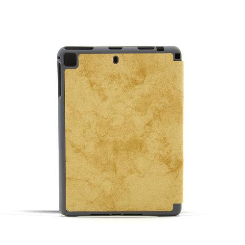Andere merken Book case Tablet Apple iPad Air 3 Smart Case brown for iPad Air 3 Marble