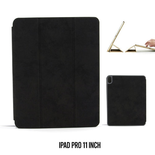 Andere merken Book case Tablet Apple iPad Pro 11 inch Smart Case Black for iPad Pro 11 inch Marble