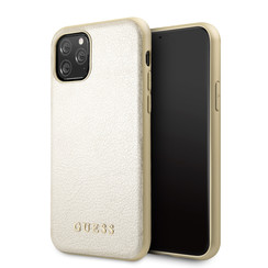 Apple iPhone 11 Pro Max Guess Back cover case Iridescent Gold for iPhone 11 Pro Max original