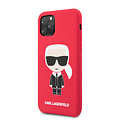 Karl Lagerfeld Apple iPhone 11 Pro Max Karl Lagerfeld Back cover case Iconic Red for iPhone 11 Pro Max Full Body