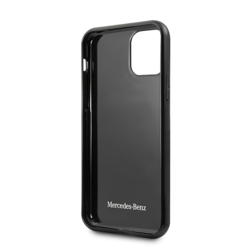 Mercedes-Benz Apple iPhone 11 Pro Mercedes-Benz Back cover case Carbon fiber Black for iPhone 11 Pro Dynamic