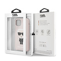 Karl Lagerfeld Apple iPhone 11 Pro Max Karl Lagerfeld Back cover coque Iconic Rose - Full Body