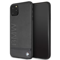 Apple iPhone 11 Pro Max BMW Back cover coque Signature Noir - Logo Imprint