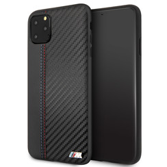 Apple iPhone 11 Pro Max BMW Back cover case Contrast Strip Black for iPhone 11 Pro Max Contrast Strip