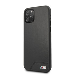 Apple iPhone 11 Pro Max BMW Back cover coque Hard Noir - Smooth