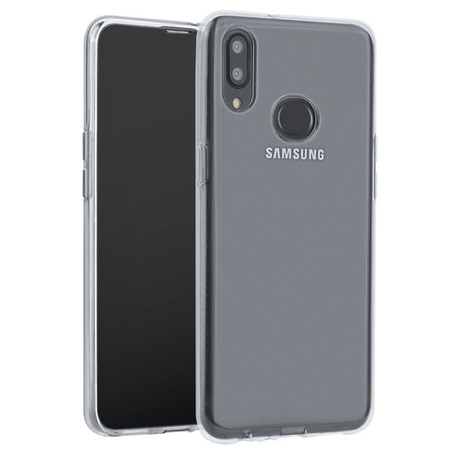 Andere merken Samsung Galaxy A10  Andere merken Back cover coque Silicone Transparent - Soft Touch