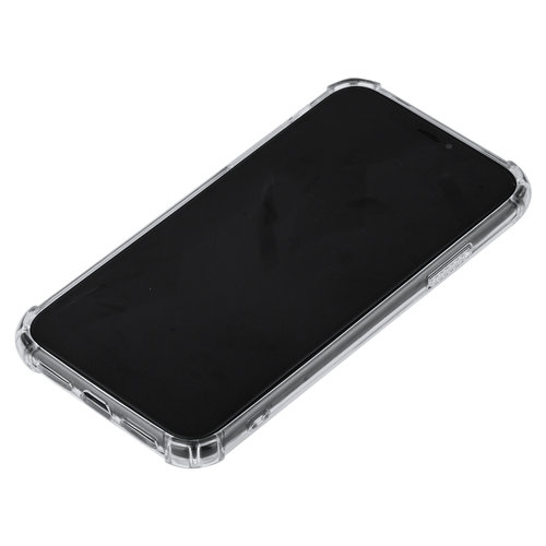 Andere merken Apple iPhone 11 Transparant Backcover hoesje Hard case - Shockproof