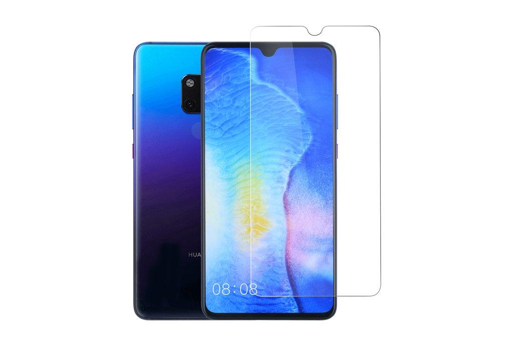 Andere merken Samsung Galaxy A10  Andere merken Screenprotector Soft Touch Transparent - Tempered Glas