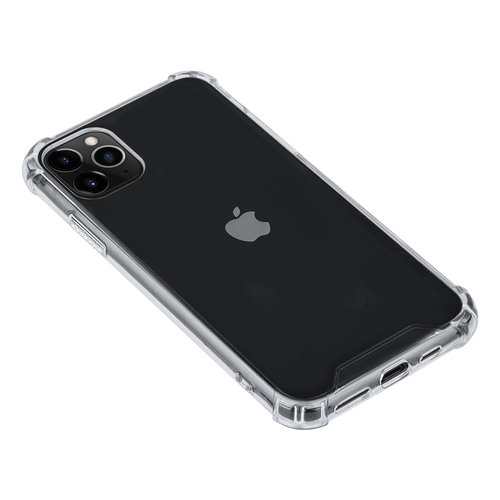 Andere merken Apple iPhone 11 Pro Max Andere merken Back cover coque Hard Case Transparent - Antichoc