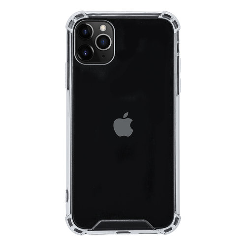 Andere merken Apple iPhone 11 Pro Max Transparant Backcover hoesje Hard case - Shockproof