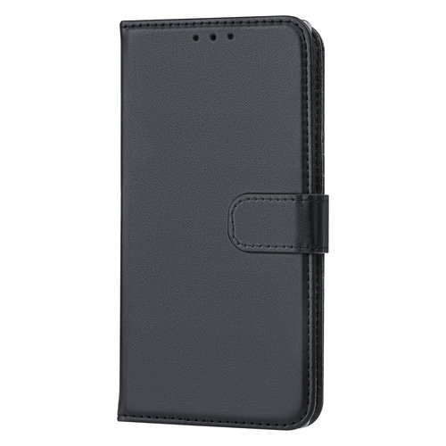 Andere merken Samsung Galaxy Note 10 Andere merken Book type housse Titulaire de la carte Noir - Fermeture magnétique