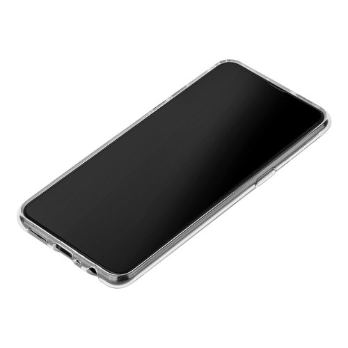 Andere merken Samsung Galaxy A10  Transparant Backcover hoesje Silicone - Soft Touch