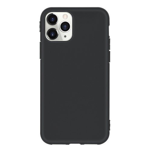 Andere merken Apple iPhone 11 Pro Andere merken Back cover coque Silicone Noir - Soft Touch