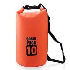 Waterdicht Drogzaak  10 liter rood