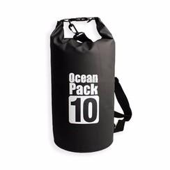 Ocean pack 10 liter/zwart
