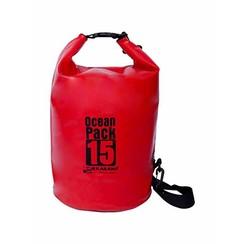 Waterdicht Dry Tas 15 liter Rood