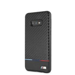 BMW back cover pour Galaxy S10e - Noir