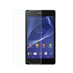 Screenprotectors Sony Z 3+  Transparant