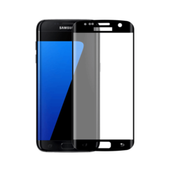 Screenprotector Samsung S7 Edge 4D Zwart