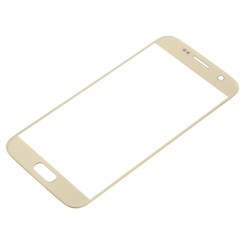 Screenprotector Samsung S7 4D Gold