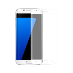 Screenprotector Samsung S7 4D White