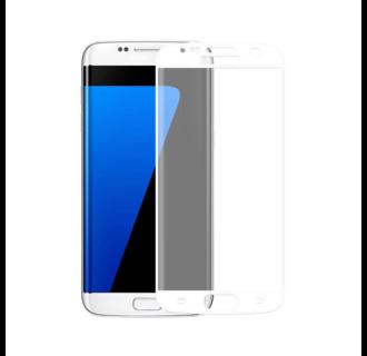 Screenprotector Samsung S7 4D White