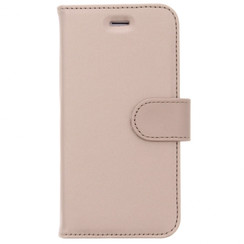 Samsung Galaxy A10 (2019) Pasjeshouder Rose Gold Booktype hoesje - Magneetsluiting - Kunststof;TPU