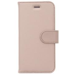 Samsung Galaxy A10 (2019) Titulaire de la carte Rose Or Book type housse - Fermeture magnétique