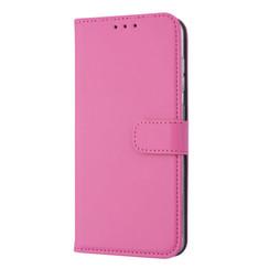 Samsung A 6 plus Roos A 6 Plus Pasjeshouder  Booktype hoesje