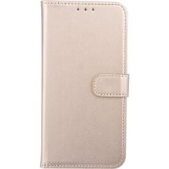 Samsung Galaxy S 9 TPU Book Case Gold