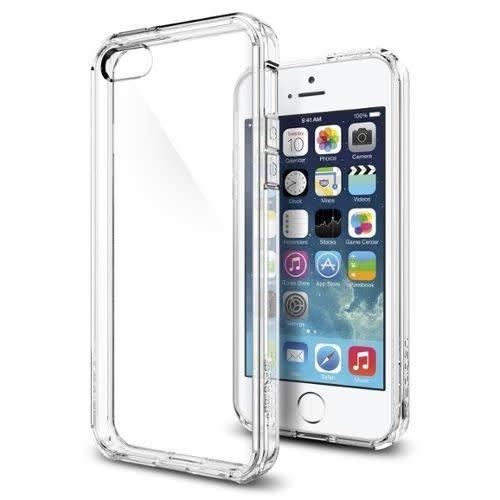 Andere merken Backcover voor Apple iPhone 5 - Transparant
