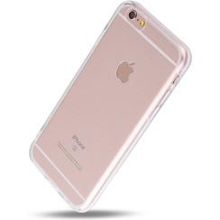 Apple iPhone 6/6S - Silicone case - Clear