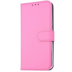 Samsung Galaxy A6(2018) Card holder Pink Book type case for Galaxy A6(2018) Magnetic closure