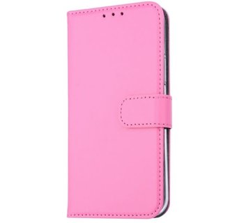 Samsung Galaxy A6(2018) Card holder Pink Book type case for  Magnetic closure