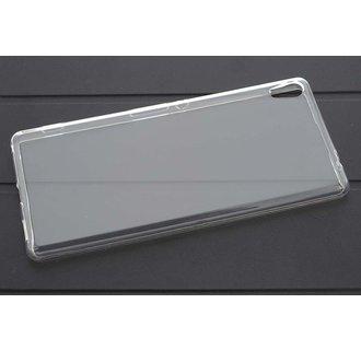 Sony Xperia XA Ultra (F3212) Silicon Case Transparant
