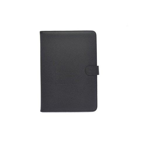 Andere merken 8- inch Universeel tablet/laptop Universeel Pasjeshouder Zwart Booktype hoesje - Magneetsluiting - Kunststof;