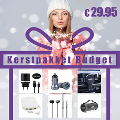 Kerstpakket budget
