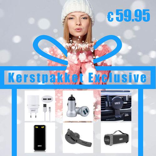 UNIQ Accessory Kerstpakket exclusive