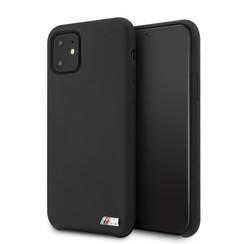 Apple iPhone 11 BMW Schwarz BMHCN61MSILBK Noir - Hard Case