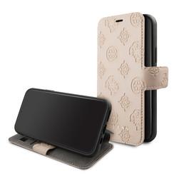Apple iPhone 11 Guess Book-Case hul Pink GUFLBKSN61PELLP -4G Peony - Kunstleer