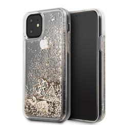 Apple iPhone 11 Guess Gold GUHCN61GLHFLGO Or - Hard Case