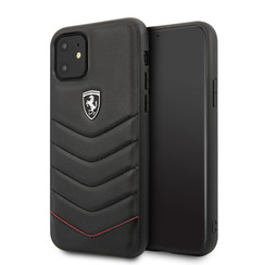 Apple iPhone 11 Back cover case FEHQUHCN61BK Black for iPhone 11 Hard Case