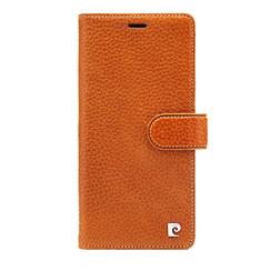 Pierre Cardin Brown Booktype hoesje Samsung Galaxy S10