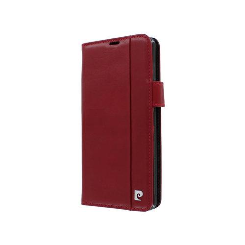 Pierre Cardin Pierre Cardin Book Case for Galaxy S10 Plus - Red