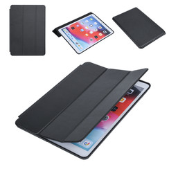 Apple iPad 10.2 2019 Zwart Book Case Tablethoes Smart Case