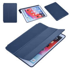 Apple iPad 10.2 2019 Blue Book case Tablet - Smart Case