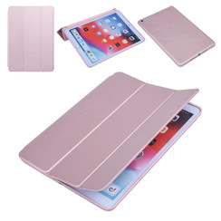 Apple iPad 10.2 2019 Book case Tablet Smart Case Rose Gold for iPad 10.2 2019