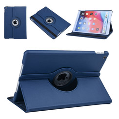 Apple iPad 10.2 2019 Bleu Tablet Housse Rotatif