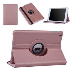 Apple iPad Mini 2 Book case Tablet Rotatable Rose Gold for iPad Mini 2
