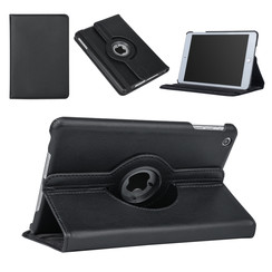 Apple iPad Mini 2 Black Book case Tablet - Rotatable